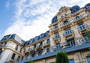 Нotel Institute Montreux