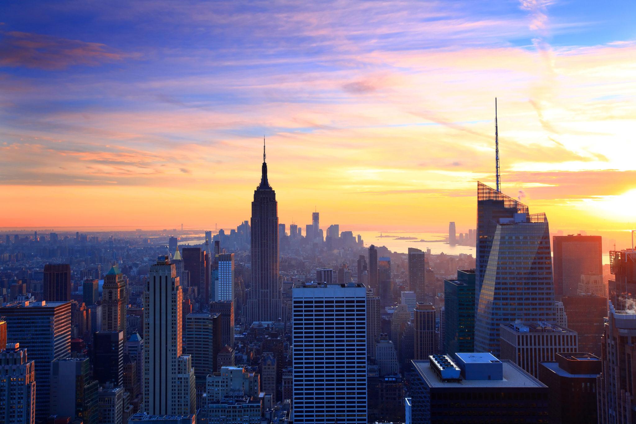 Нью-Йорк и Бостон