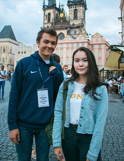 осенние каникулы в Праге msmstudy