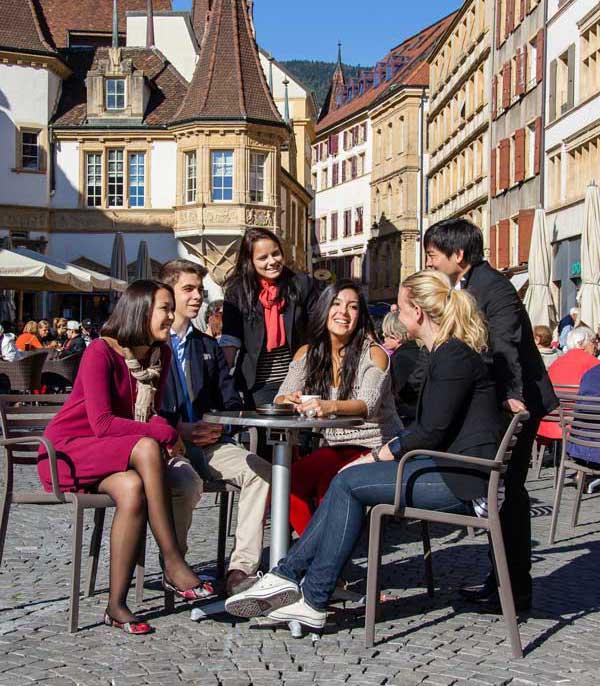 Swiss Education Group msmstudy