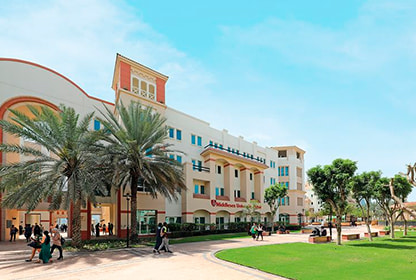 Middlesex University Dubai msmstudy