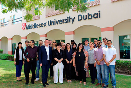 Мидлсекский университет в Дубае msmstudy