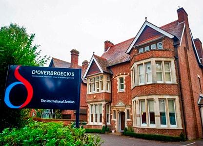 D'overbroeck's School