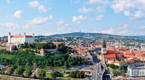 Магистратура в Словакии