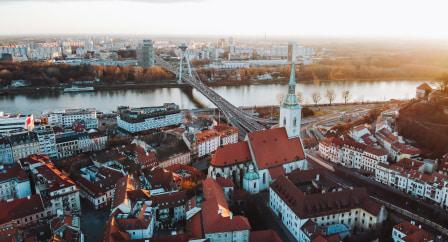 Учёба в Словакии