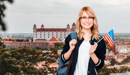 курс английского в Братиславе