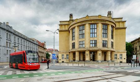 Что даёт студенту обучение в Словакии и её столице