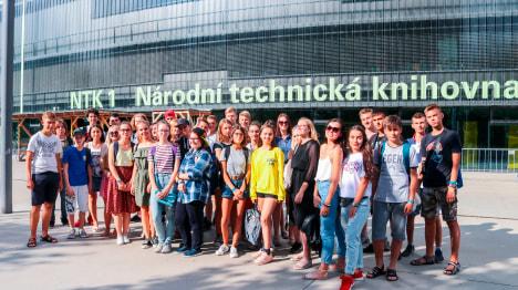 курс чешского в Праге