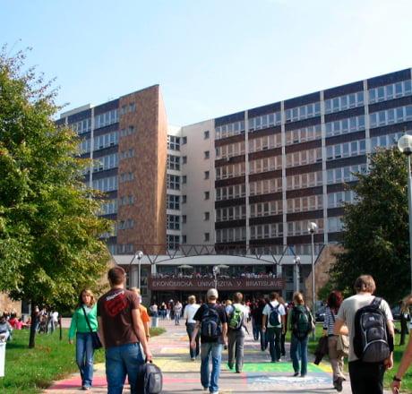 Экономический Университет в Братиславе