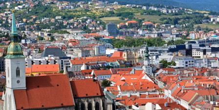 Расходы в Братиславе