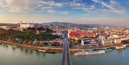 Проживание в Братиславе