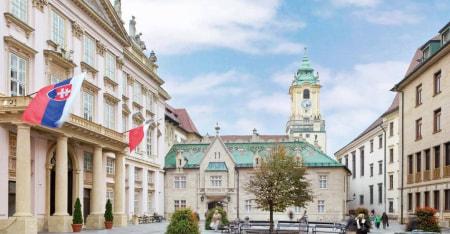 Обучение в Братиславе