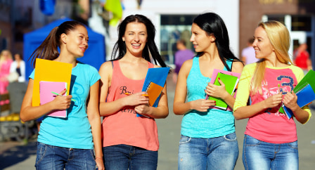 студентки в словакии
